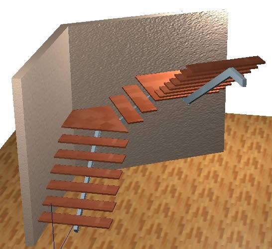 95 for Tipos de pisos para escaleras